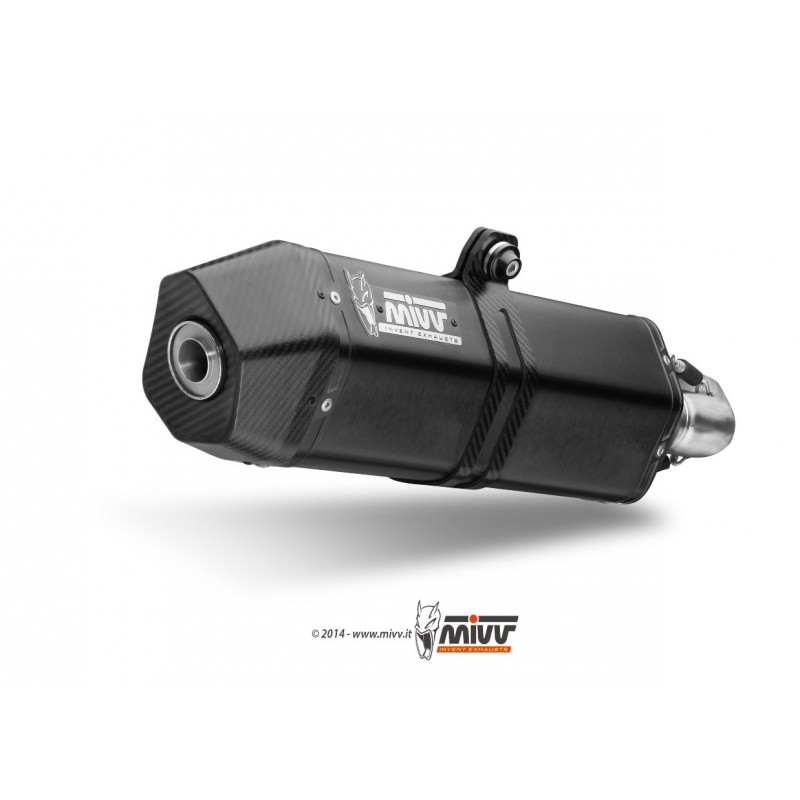 H.046.LRB : Mivv Speed Edge Black NC700