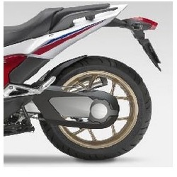 Integra750Cover : Rossocromo Chain Cover NC700 NC750