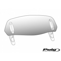 6319 : Puig Clip-on Visor NC700