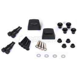 00.152.205 : SW-Motech Side Carrier Adapter Kit. GIVI / KAPPA Monokey. NC700 NC750