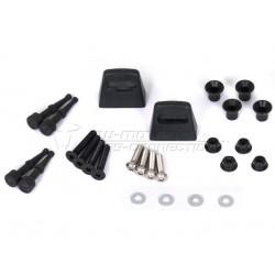00.152.205 : SW-Motech Side Carrier Adapter Kit. GIVI / KAPPA Monokey. NC700/750