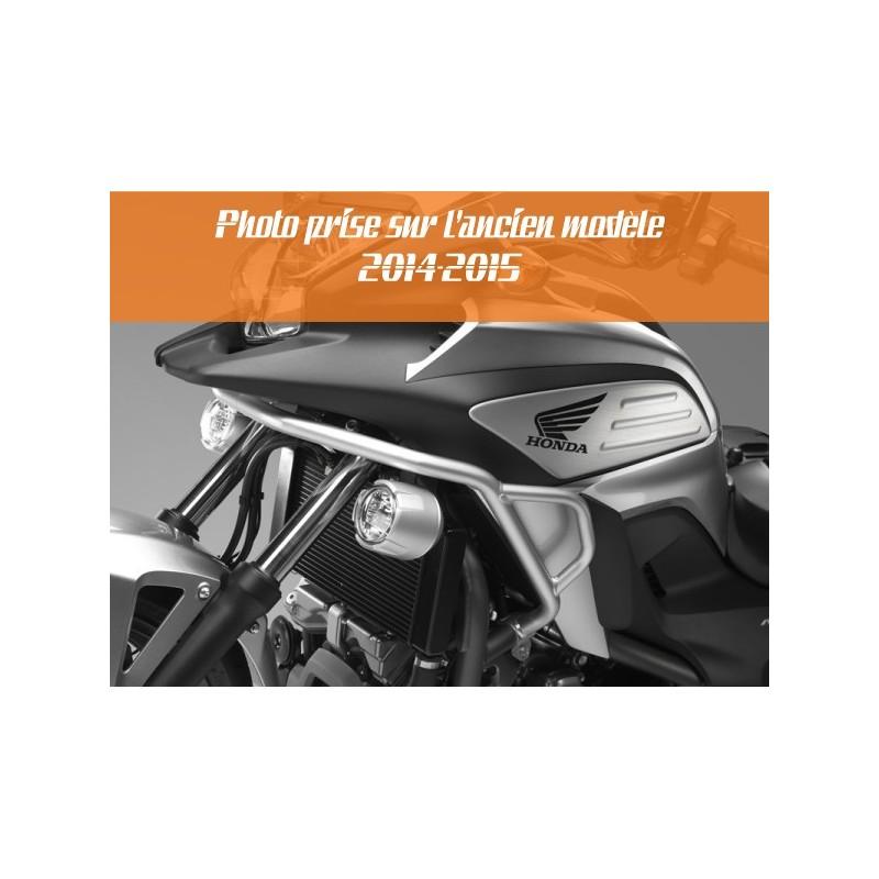 08ESYMKAFOG : Set of Honda fog light NC700 NC750
