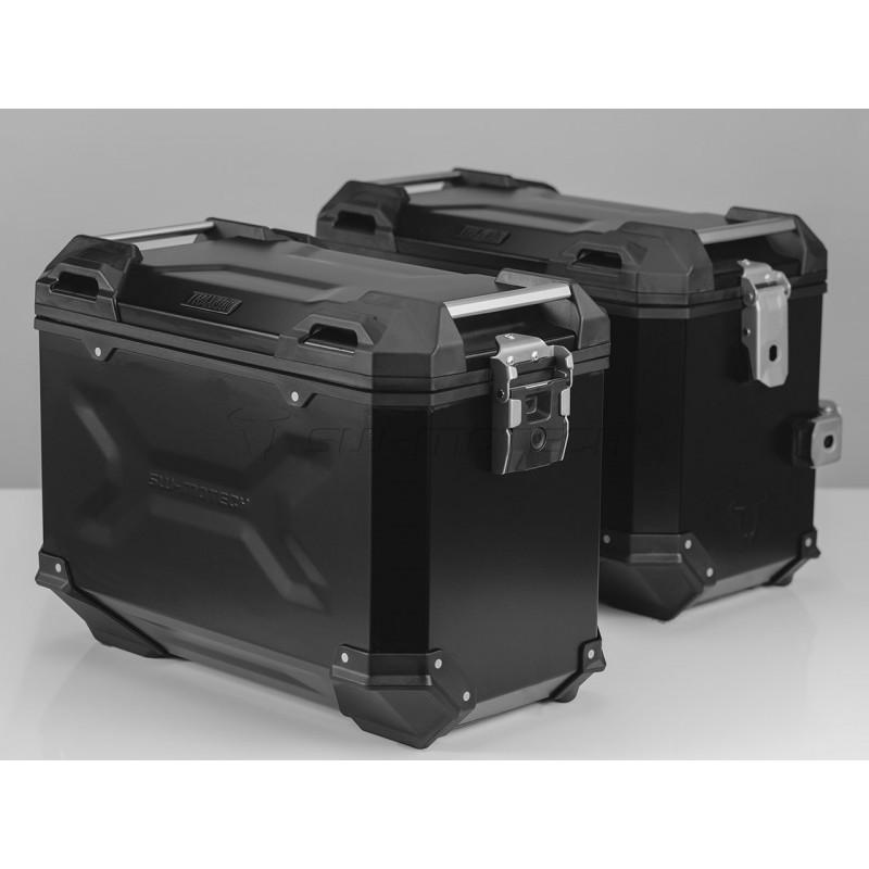 KFT.01.129.70100 : 45l SW-Motech TRAX ADV. Side Bags  NC700