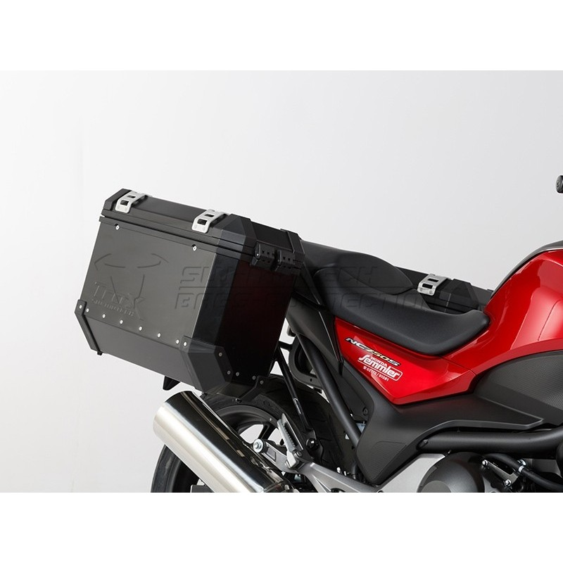 KFT.01.129.50000 : 37l SW-Motech TRAX Side Bags  NC700 NC750