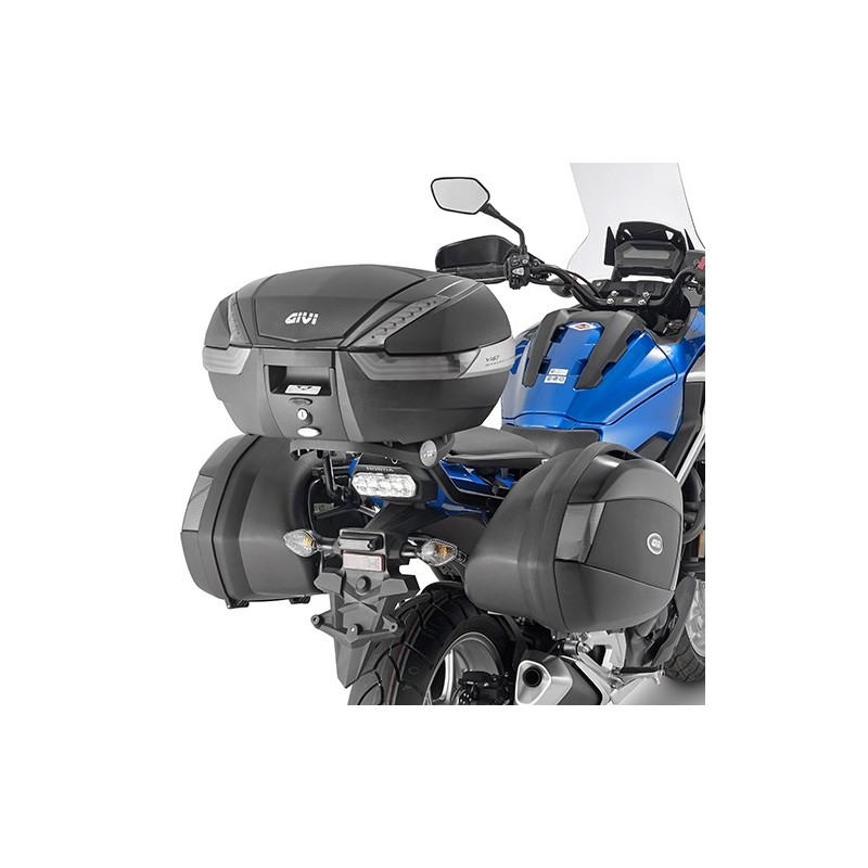 1146FZ : Support Top Case Givi NC700