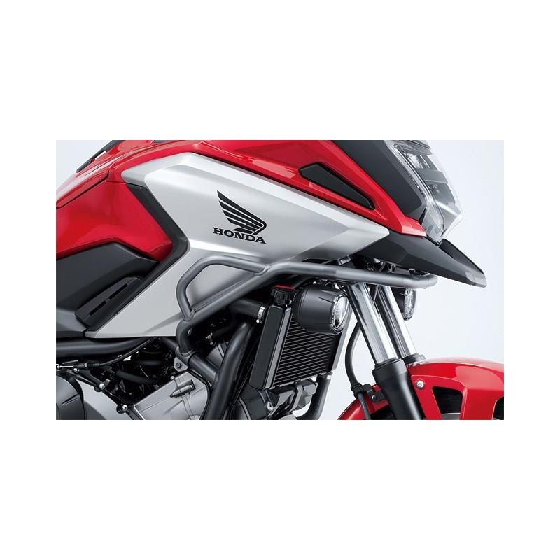 08P71-MKA-D80 : Kit de protection tubulaire Honda NC700