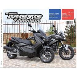 RMT177 : Revue Technique NC750X NC750S NC700 NC750