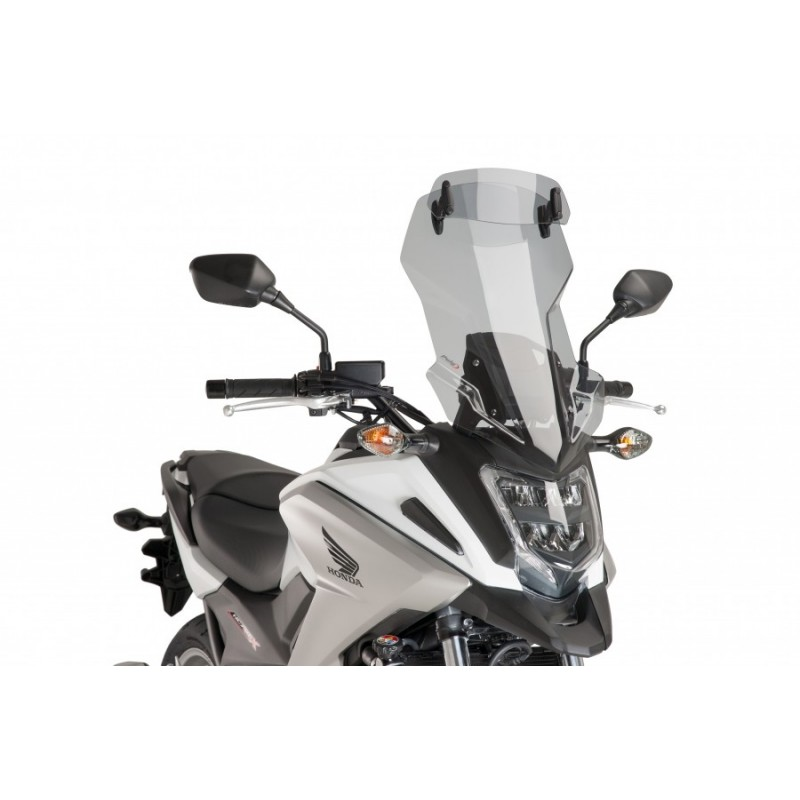 8911H : Puig Touring Windshield with Deflector NC700 NC750
