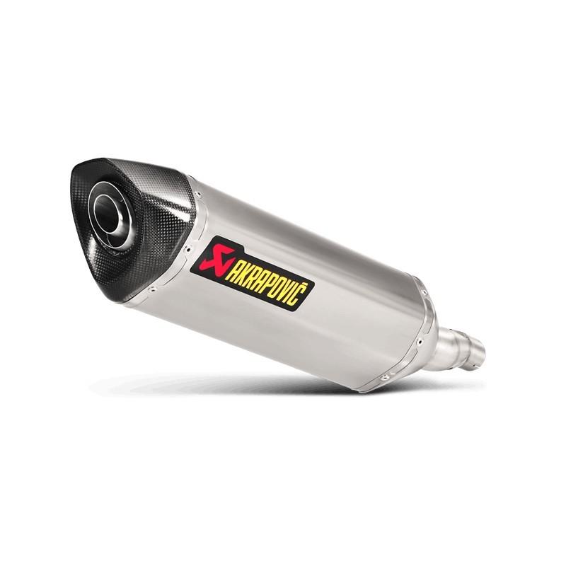 S-H7SO2-HRT : Slip-on Akrapovic Titanium NC700 NC750