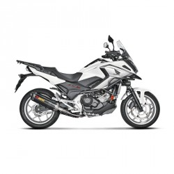 S-H7SO2-HRC : Akrapovic Carbone NC700