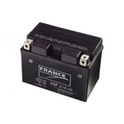 UNIBAT UCTZ14S-FA : Batterie France Equipement CTZ14S NC700 NC750