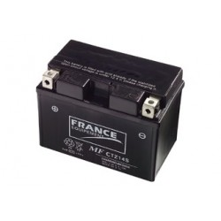 UNIBAT UCTZ14S-FA : France Equipement CTZ14S Battery NC700 NC750
