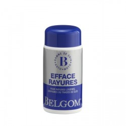 belgompolish : Belgom efface rayures NC700