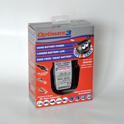 optimate3 : Chargeur de batterie Optimate 3 NC700
