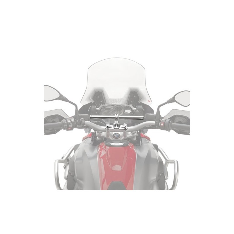 02SKIT + S900A : Givi Smart Bar NC700