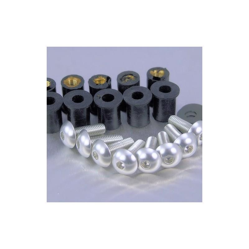 530020BK : Windshield screws kit NC700