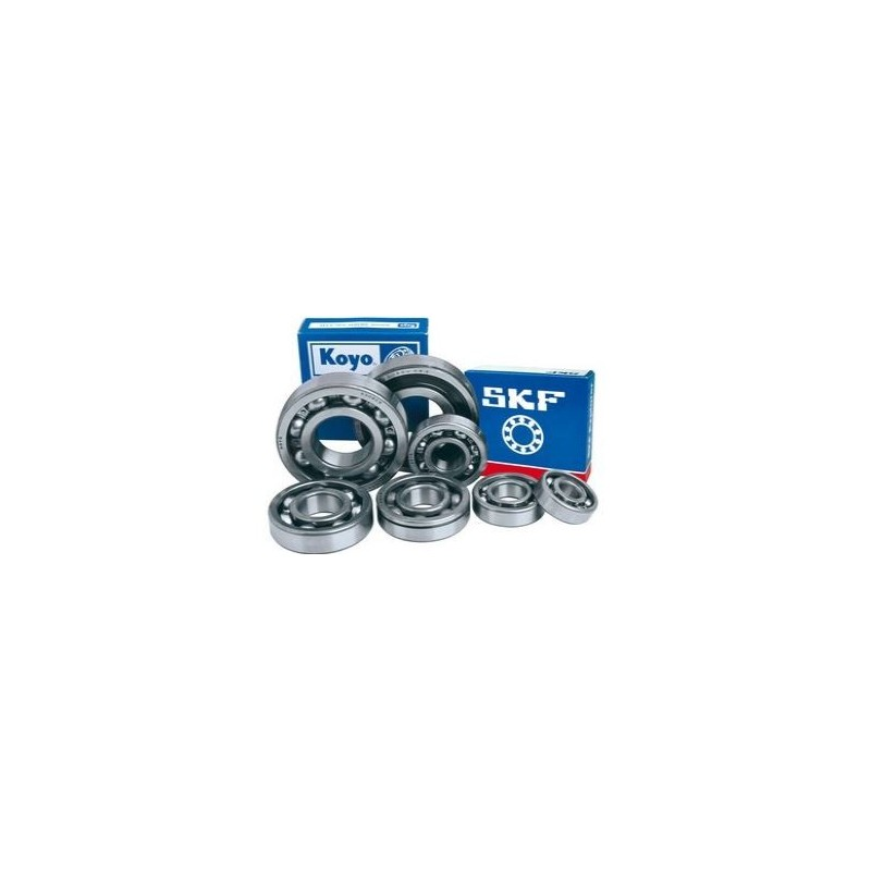 SKF6204.R3 : SKF wheel bearing NC700