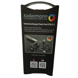 KTW 2.5 : Kellermann Breaking-Linking chain tool NC700
