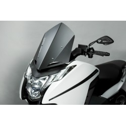 R-0716B : DPM Integra alu windshield NC700 NC750