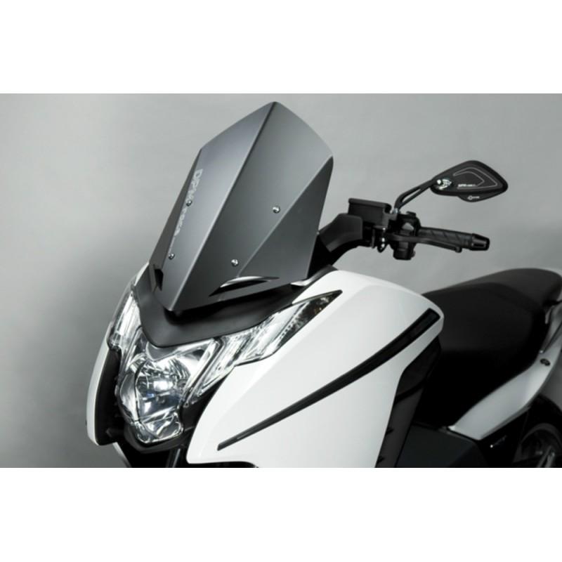 R-0716B : DPM Integra alu windshield NC700
