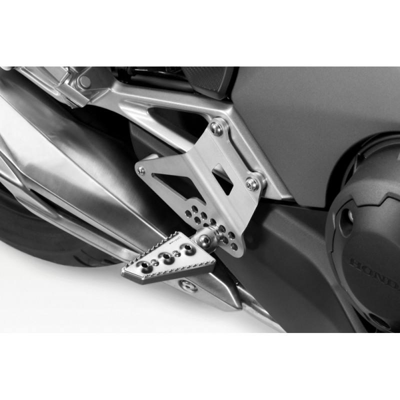 R-0811 : DPM pilot footpegs kit NC700