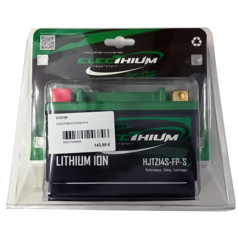HJTZ14S-FP-S : Batterie Lithium YTZ14S NC700 NC750