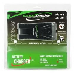 ACCUB03 : Chargeur moto universel spécial Lithium NC700