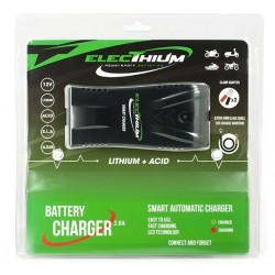 ACCUB03 : Universal battery charger special Lithium NC700